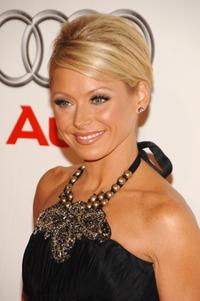 Kelly Ripa at the 2007 Angel Ball.