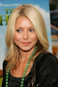 Kelly Ripa at the premiere of