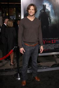 Jared Padalecki at the California premiere of