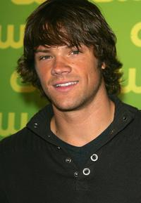 Jared Padalecki at the CW Television Network Upfront.