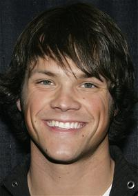 Jared Padalecki at the Grand Slam XIV: The Sci-Fi Summit.