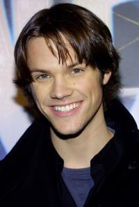 Jared Padalecki at the WB Network's 2003 Winter Party.