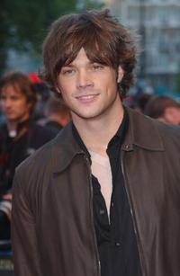 Jared Padalecki at the premiere of