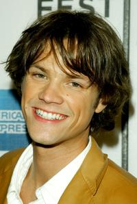 Jared Padalecki at the screening of