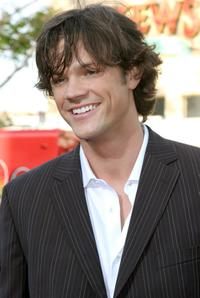 Jared Padalecki at premiere of