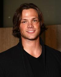 Jared Padelecki at the premiere of