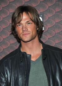 Jared Padalecki at the Spike TV's 2008 Scream Awards.