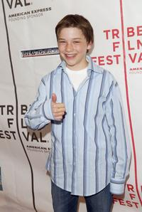 Soren Fulton at the screening of