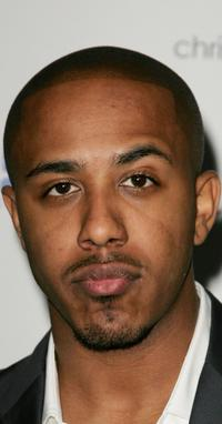 Marques Houston at the Kim Kardashians Birthday Party.