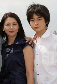 Haruka Igawa, Kai Inowaki at the photocall of
