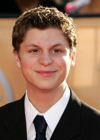 Michael Cera at the 11th Annual Screen Actors Guild Awards in L.A.