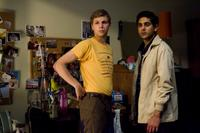 Michael Cera and Adhir Kalyan in
