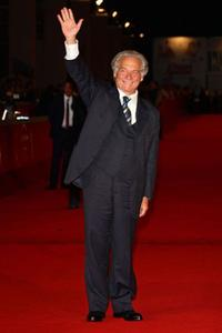 Giorgio Colangeli at the premiere of