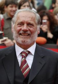 Giorgio Colangeli at the Rome Film Festival (Festa Internazionale di Roma).
