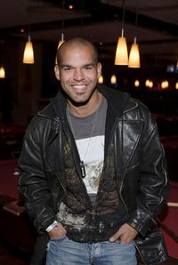 Amaury Nolasco at the after party of