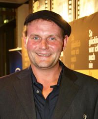 Devid Striesow at the Germany premiere of