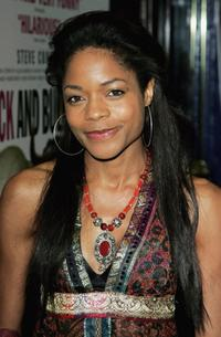 Naomie Harris at the UK premiere of