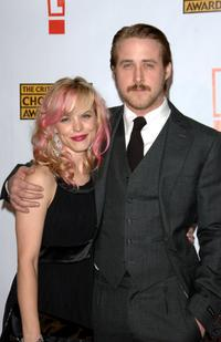 Rachel McAdams and Ryan Gosling at the 12th Annual Critics Choice Awards.