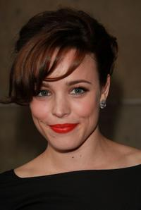 Rachel McAdams at the world premiere of