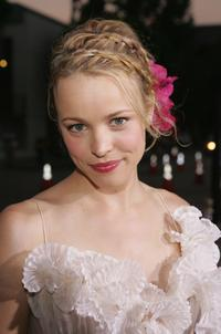 Rachel McAdams at the premiere of