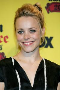 Rachel McAdams at the 2005 Teen Choice Awards.