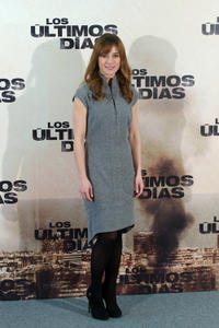 Marta Etura at the photocall of