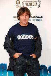 Antonio de la Torre at the photocall of