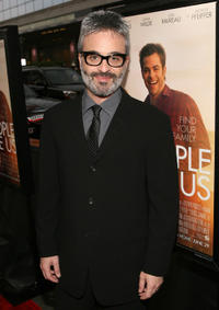 Director Alex Kurtzman at the California premiere of