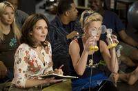 Tina Fey and Amy Poehler in