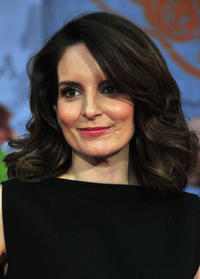 Tina Fey at the California premiere of