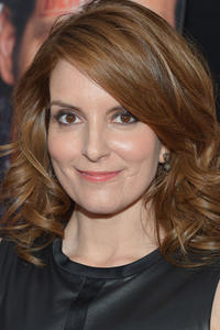 Tina Fey at the New York premiere of