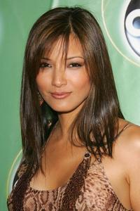 Kelly Hu at the ABC Television Network Upfront.