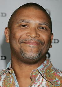 Reginald Hudlin at the special screening of