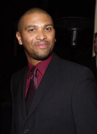 Reginald Hudlin at the premiere of