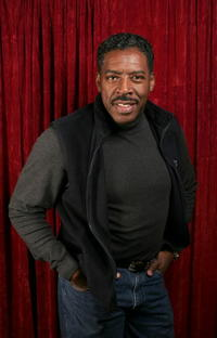Ernie Hudson at the 2005 Sundance Film Festival.