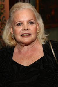 Carroll Baker at the National Arts Club in New York.