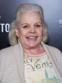 Carroll Baker at the New York premiere of