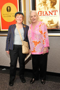 Marni Nixon and Carroll Baker at the Academy of Motion Picture Arts and Sciences' Monday Nights with Oscar screening of