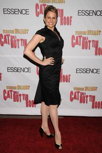 Cady Huffman at the opening night of