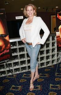 Cady Huffman at the screening of