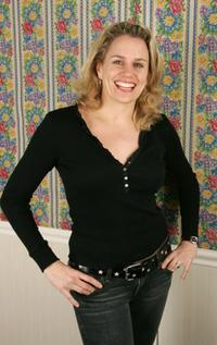 Cady Huffman at the 2005 Sundance Film Festival.