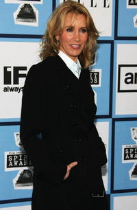 Felicity Huffman at the 2008 Film Independent's Spirit Awards.