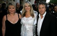 Cheryl Baker, Shelley Preston and Mike Nolan at the Perfume Shop/LK Todays High Street Fashion Awards 2007.