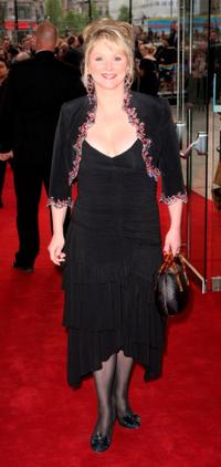 Cheryl Baker at the premiere of