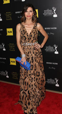 Finola Hughes at the 39th Annual Daytime Entertainment Emmy Awards in California.