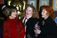 Diane Baker, Celia Weston and Arlene Dahl at The New York Oscar Party Tasting at Le Cirque 2000.