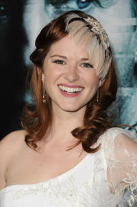 Sarah Drew at the California premiere of