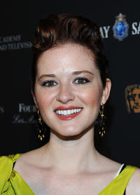 Sarah Drew at the BAFTA Los Angeles 17th Annual Awards Season Tea party.