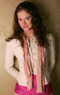 Sarah Drew at the 2006 Sundance Film Festival.