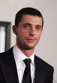 Matthew Goode at the Los Angeles premiere of